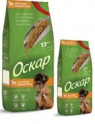 Оскар сух. для собак средних и малых пород