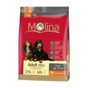 Полнорационный корм для взрослых собак мелких пород MOLINA «Adult Mini»