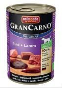ANIMONDA CRAN CARNO Original Adult конс.400г - с говядиной и ягненком для взрослых собак (Германия)