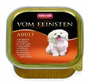 ANIMONDA VOM FEINSTEN FOREST конс.150 гр Кролик для собак ламистер (Германия)