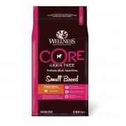 Wellness CORE Small Breed Original беззерновой сухой корм для собак мелких пород, индейка