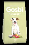 Gosbi Exclusive Lamb Mini - НИЗКОЗЕРНОВОЙ Полностью сбалансированный ГИПОАЛЛЕРГЕННЫЙ корм для собак мелких пород с ягнёнком (Испания)