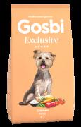 Gosbi Exclusive Chicken Mini - НИЗКОЗЕРНОВОЙ Полностью сбалансированный корм для собак мелких пород с курицей (Испания)