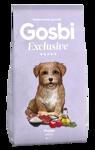 Gosbi Exclusive Puppy Mini - НИЗКОЗЕРНОВОЙ Полностью сбалансированный корм для щенков мелких пород (Испания)