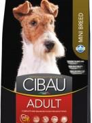 Farmina Cibau Adult Mini  Полнорационный и сбалансированный корм для взрослых собак мелких пород